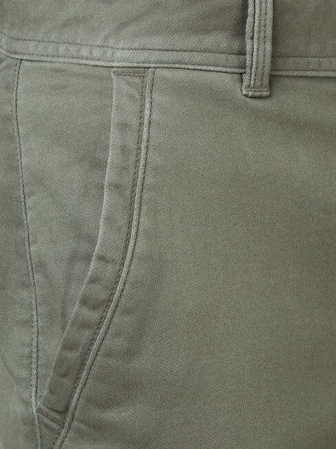 Miller Knit Chino Pant, Green, hi-res