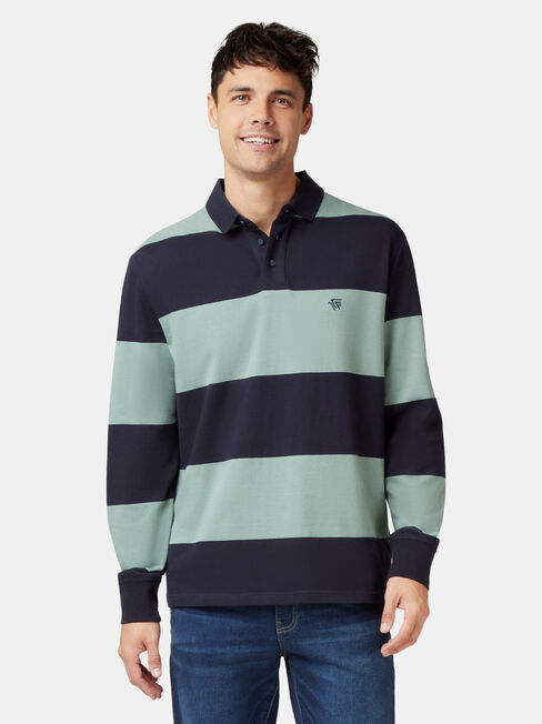 LS Cullen Rugby Polo