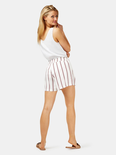 Pandora Soft Short, Stripe, hi-res
