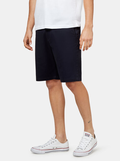 Duke Chino Short, Blue, hi-res