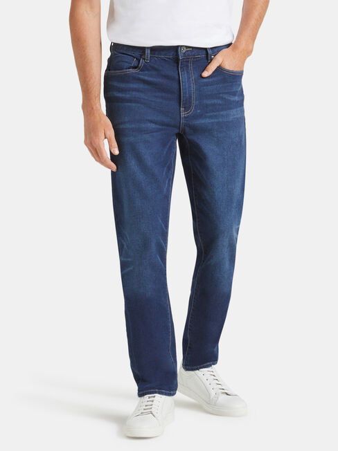 Fleetwing Slim Tapered Knit jeans