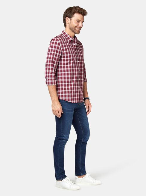 Turner Long Sleeve Check Shirt