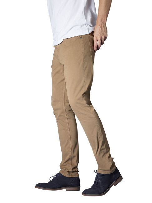 Slim Tapered Jeans Tobacco