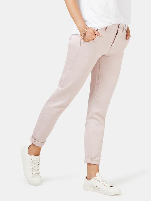 Lois Slim Boyfriend Jeans, No Wash, hi-res