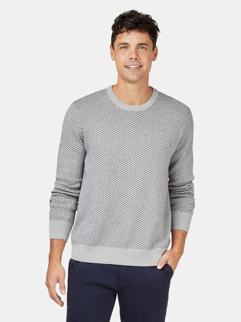 Bailey Crew Neck Knit