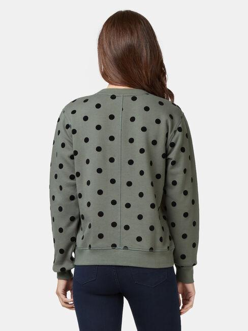 Maeve Sweater, Green, hi-res