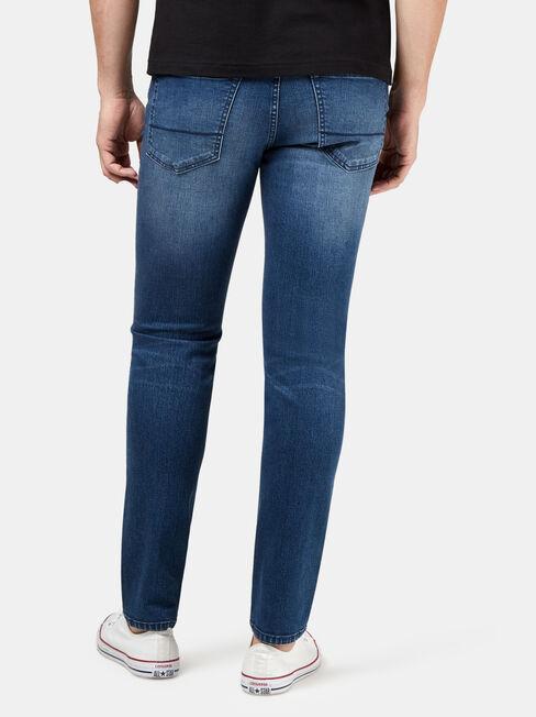 Skinny Jeans, Mid Indigo, hi-res