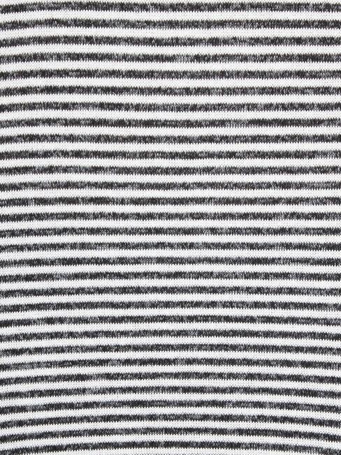 Amy Asymmetrical Hem Soft Touch Pullover, Stripe, hi-res