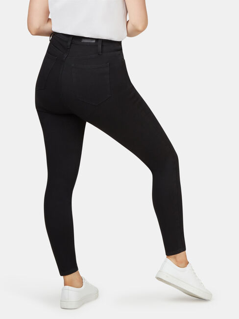 Freeform 360 Contour Curve Embracer H/W Skinny 7/8 Black, Black, hi-res