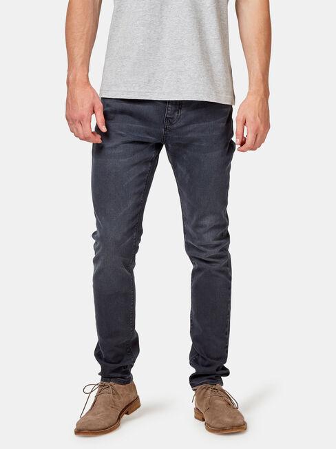 Skinny Jeans Blackened Blue
