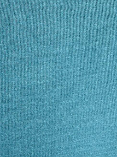 Pablo Short Sleeve Slub Basic Tee, Other, hi-res