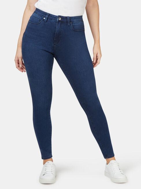 Freeform 360 Contour Curve Embracer Skinny 7/8 Jeans
