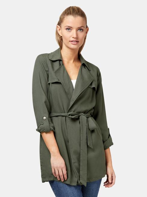 Ellie Drape Jacket