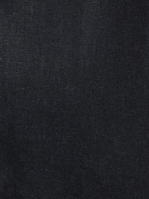 Morgan Playsuit, Black, hi-res