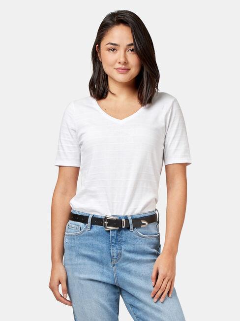 Bethan Fashion Belt, Black, hi-res