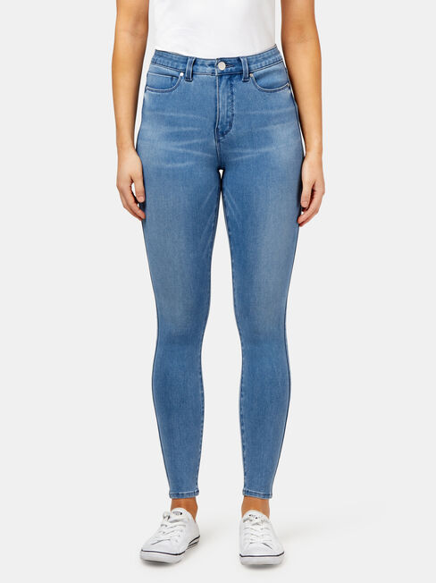 Freeform 360 Contour Skinny 7/8 Jeans