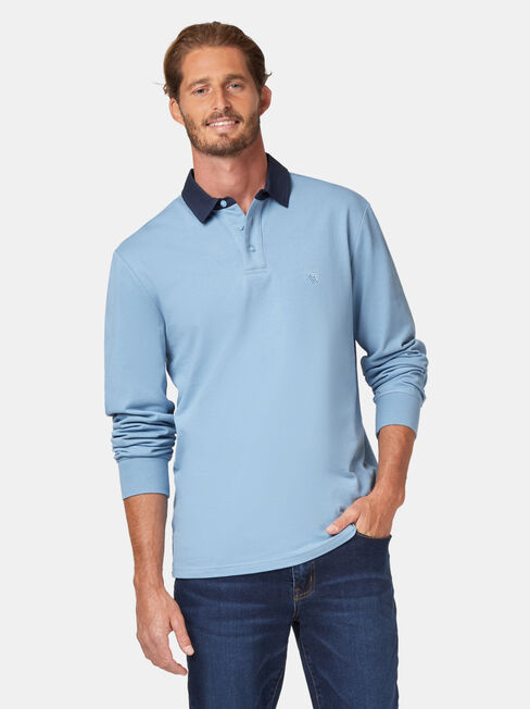 LS Hamish Rugby Polo