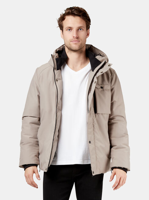 Jeff Funnel Jacket