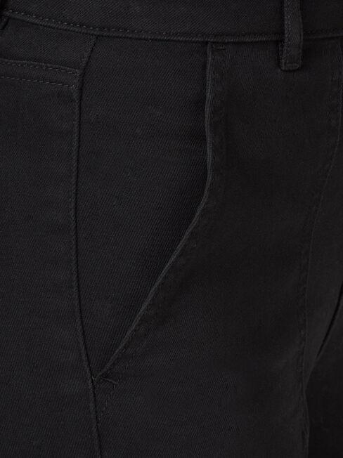 Frankie Utility Pant, Black, hi-res
