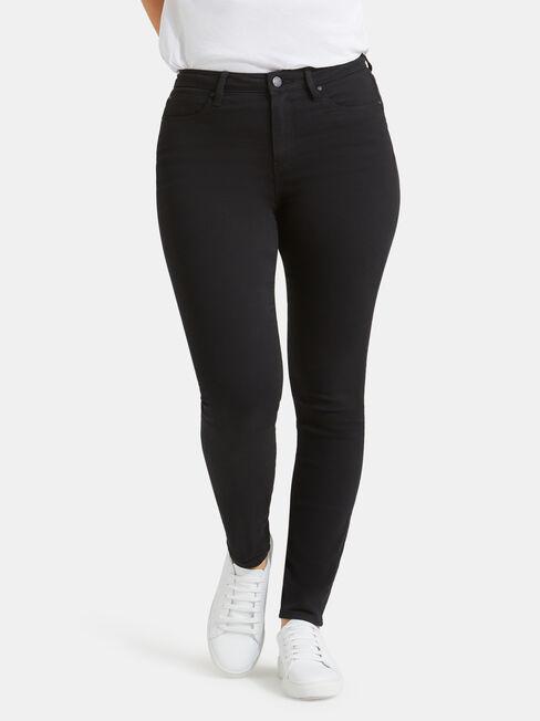 Curve Embracer Skinny Jeans