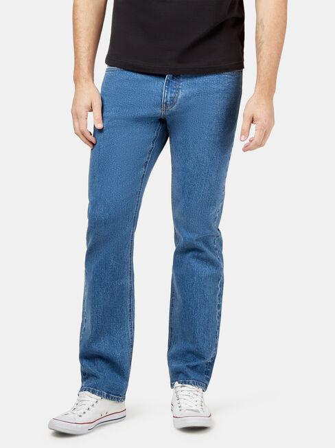 Straight Leg Jeans True Classic