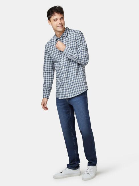 Marcus Long Sleeve Check Shirt