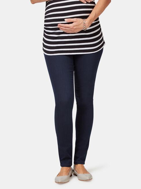 Maternity Skinny jeans Indigo Ink